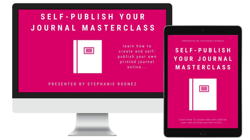 "Godlywood Girl's ""Self-Publish Your Journal"" Masterclass (Digital Product Only)"