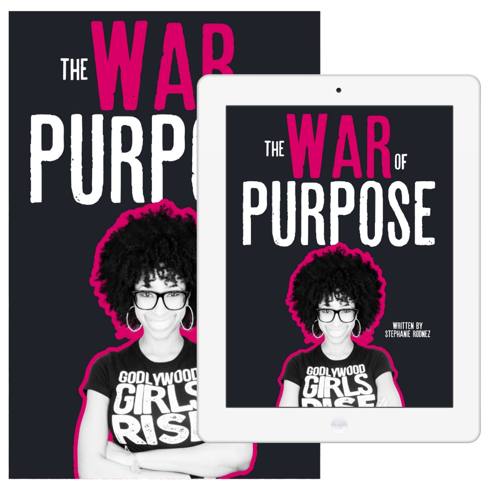 The War Of Purpose eBook (Digital Product Only)