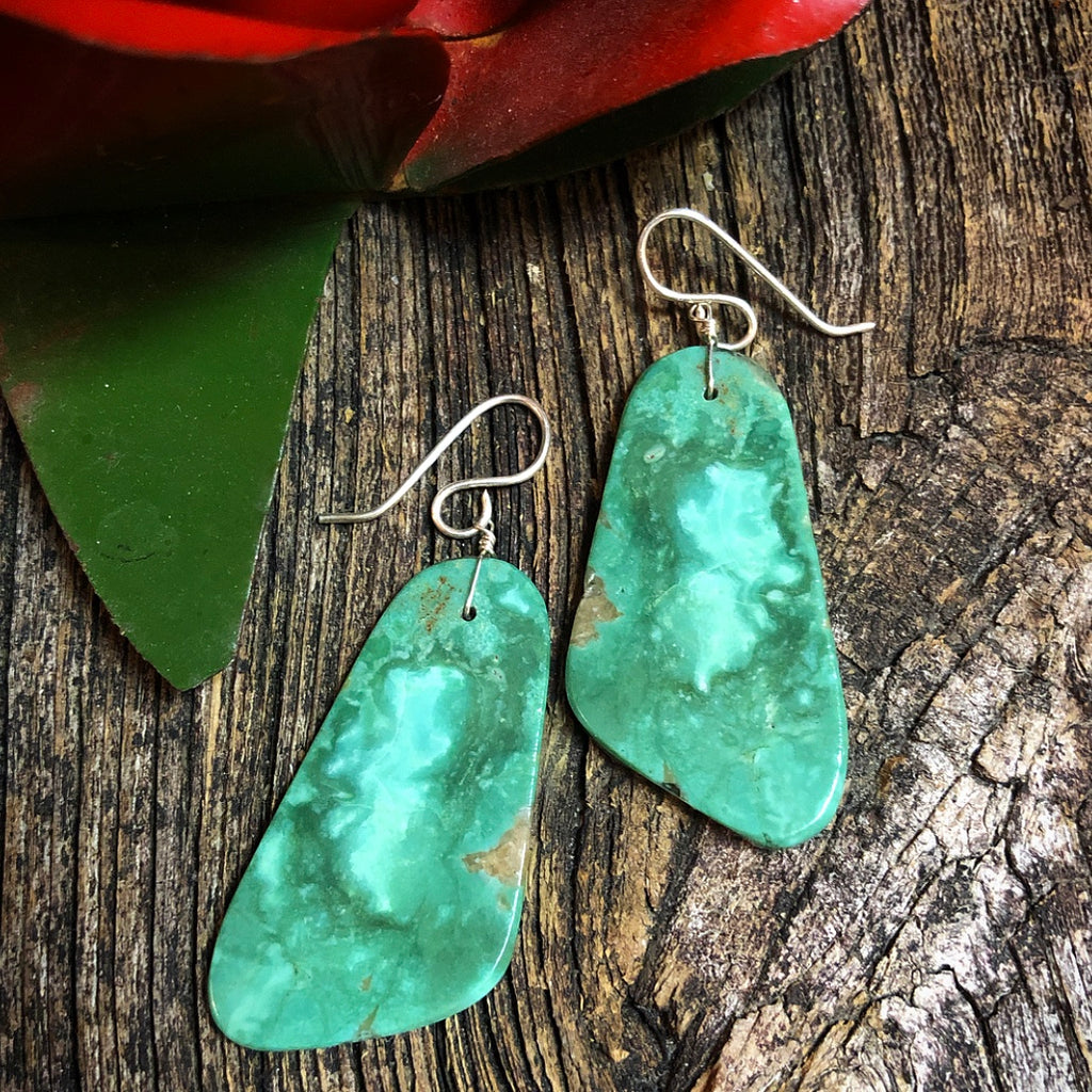 Small Green Turquoise Slabs