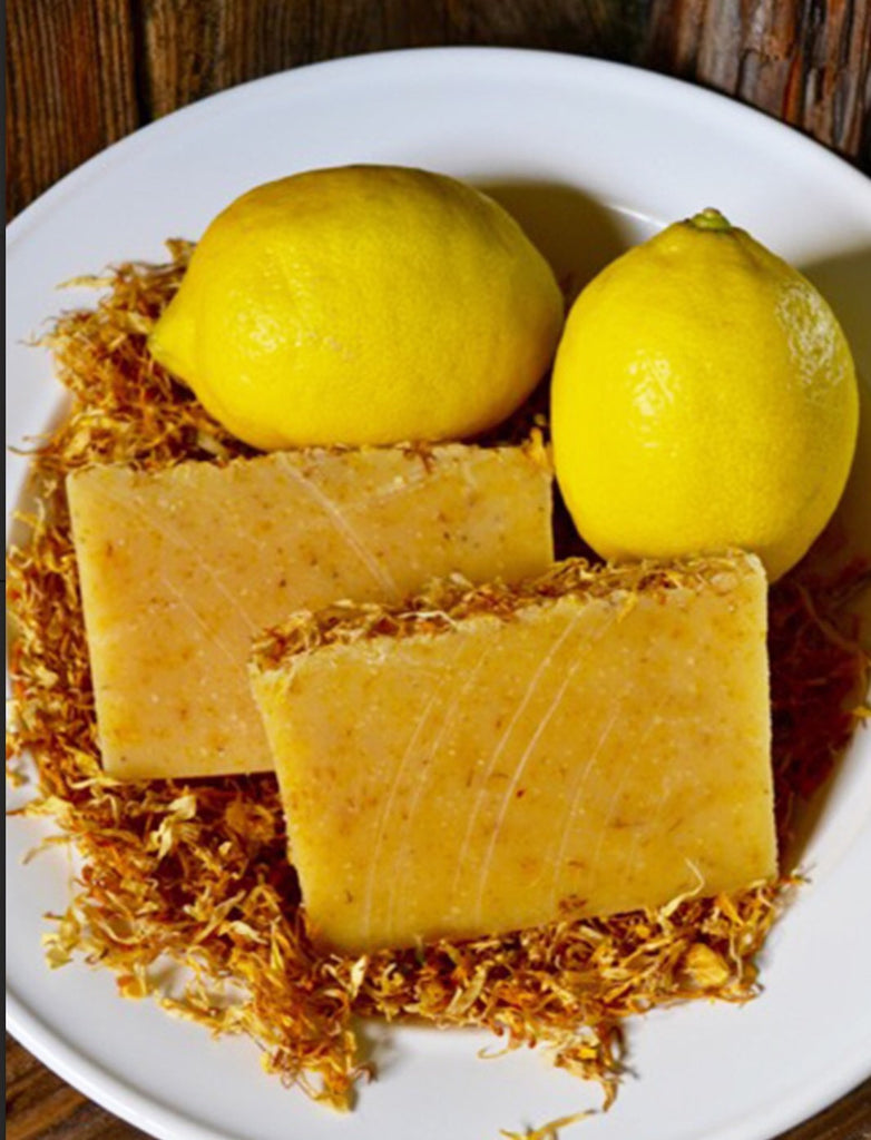 Lemon Calendula Bar