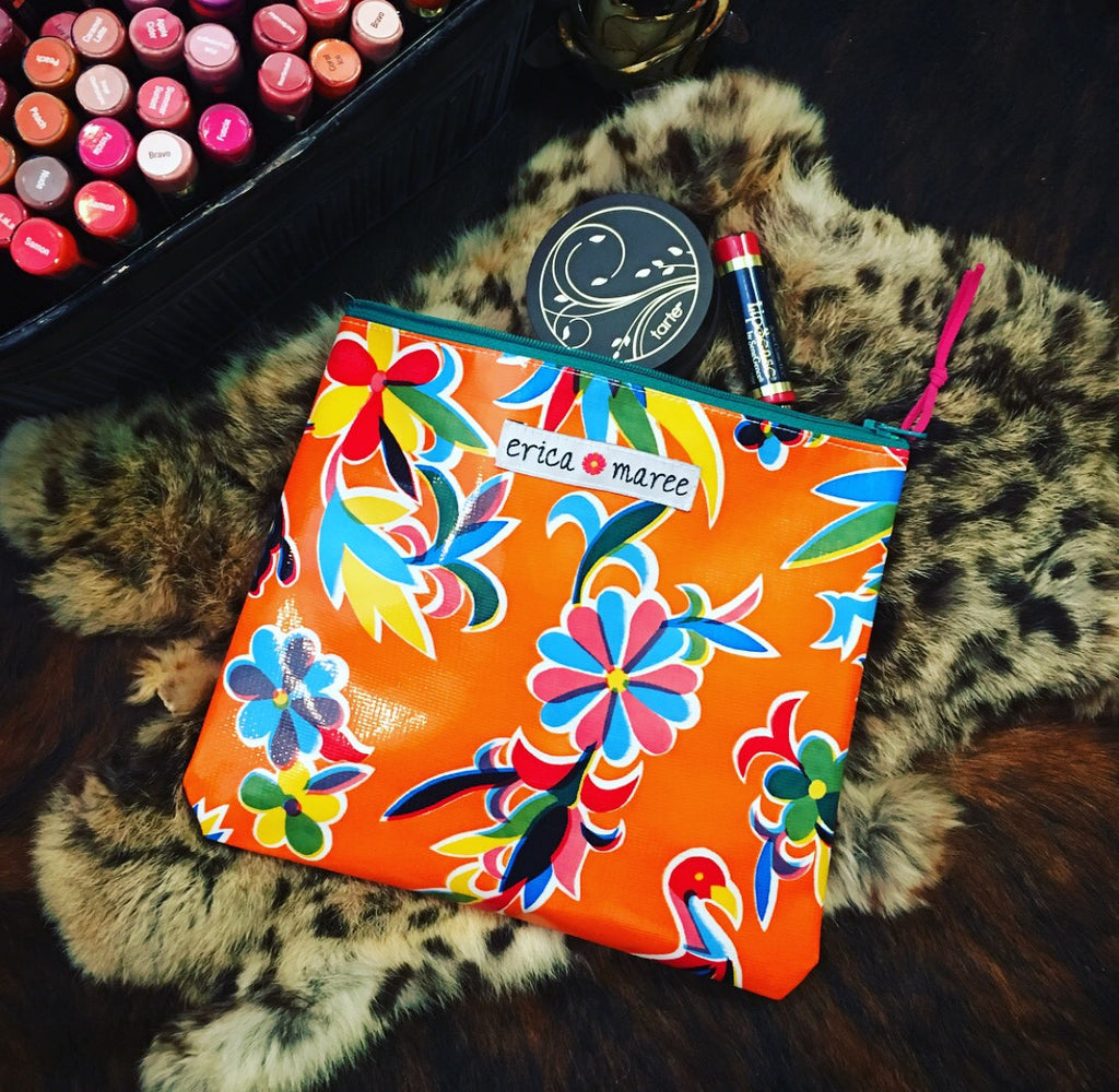 Erica Maree Makeup Bag