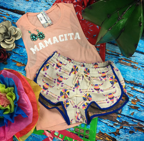 Judith March Steer Shorts