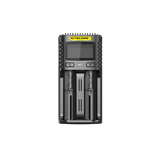 Nitecore UMS2 Intelligent USB Dual-Slot Battery Charger