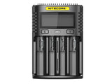 Nitecore UMS4 Intelligent USB Four-Slot Battery Charger