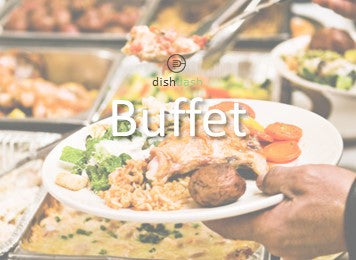 DishDash Buffet Menu