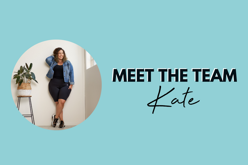 Meet the Team — Kate