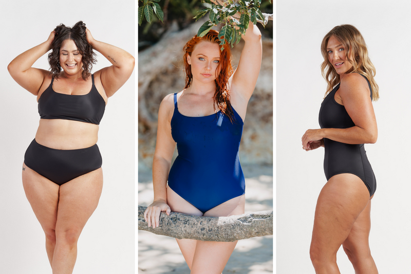 What Makes Australia's Best Plus Size Bathers?