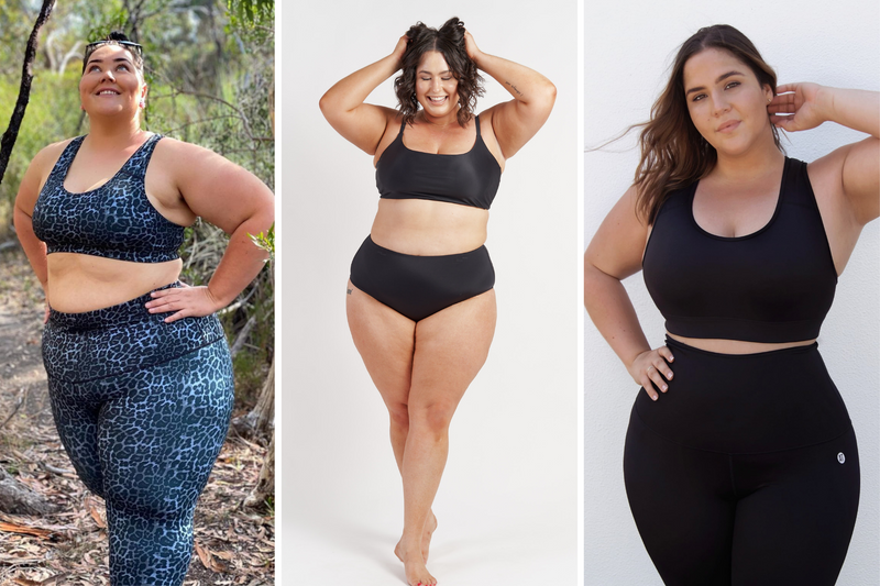 Stock your wardrobe: Five plus-size activewear essentials