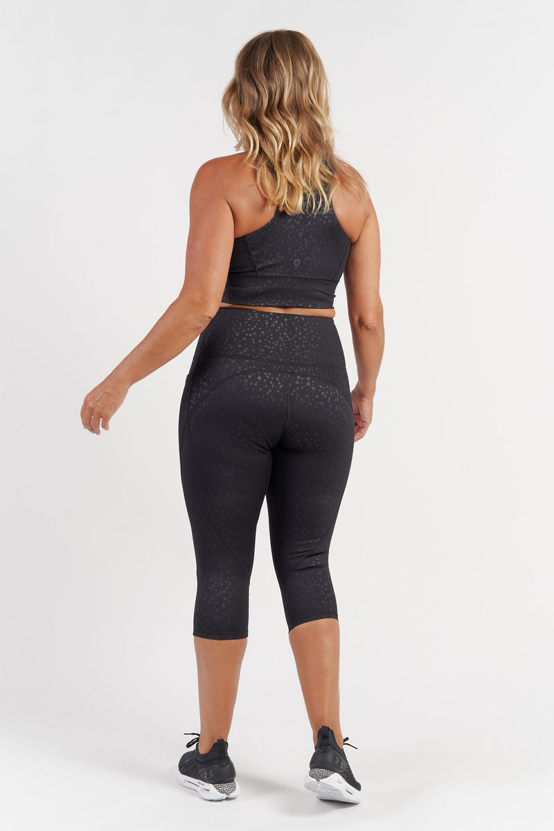 3-4-length-gym-tight-black-star-large-back
