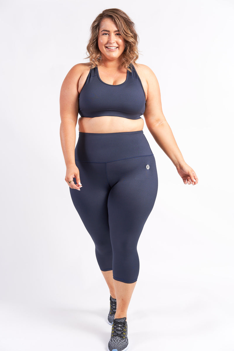 3_4-length-gym-tights-midnight-plussize-front