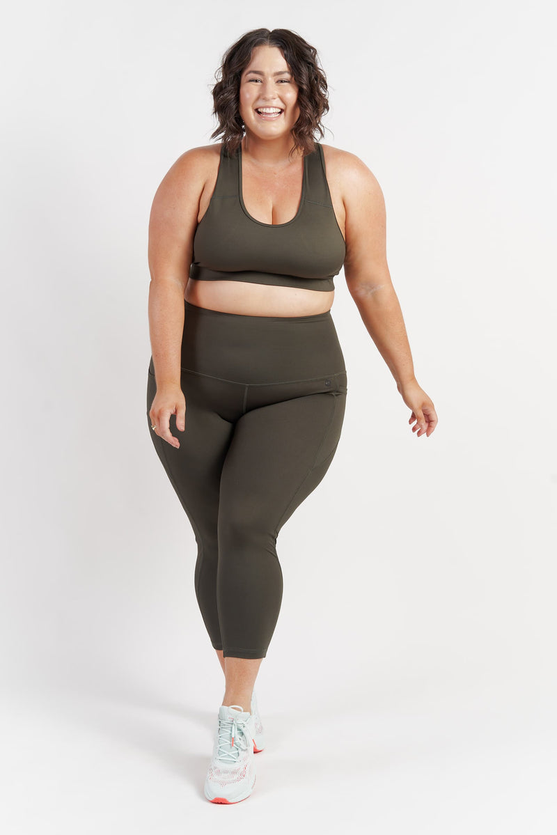 78length-gym-tights-khaki-plussize-front