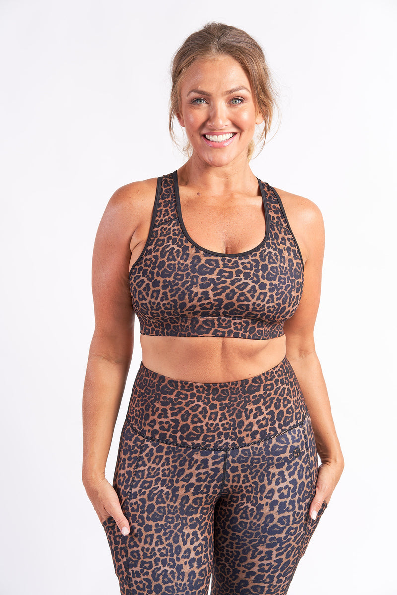 Ultimate Crop - Natural Leopard
