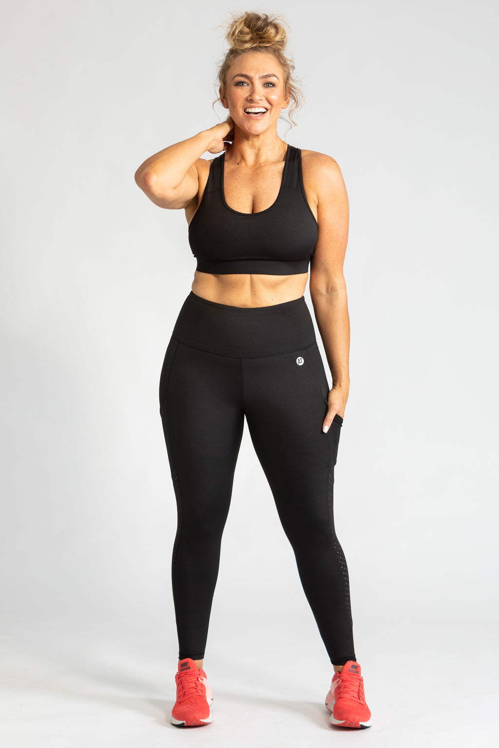 Workout Tight - Black from Active Truth™