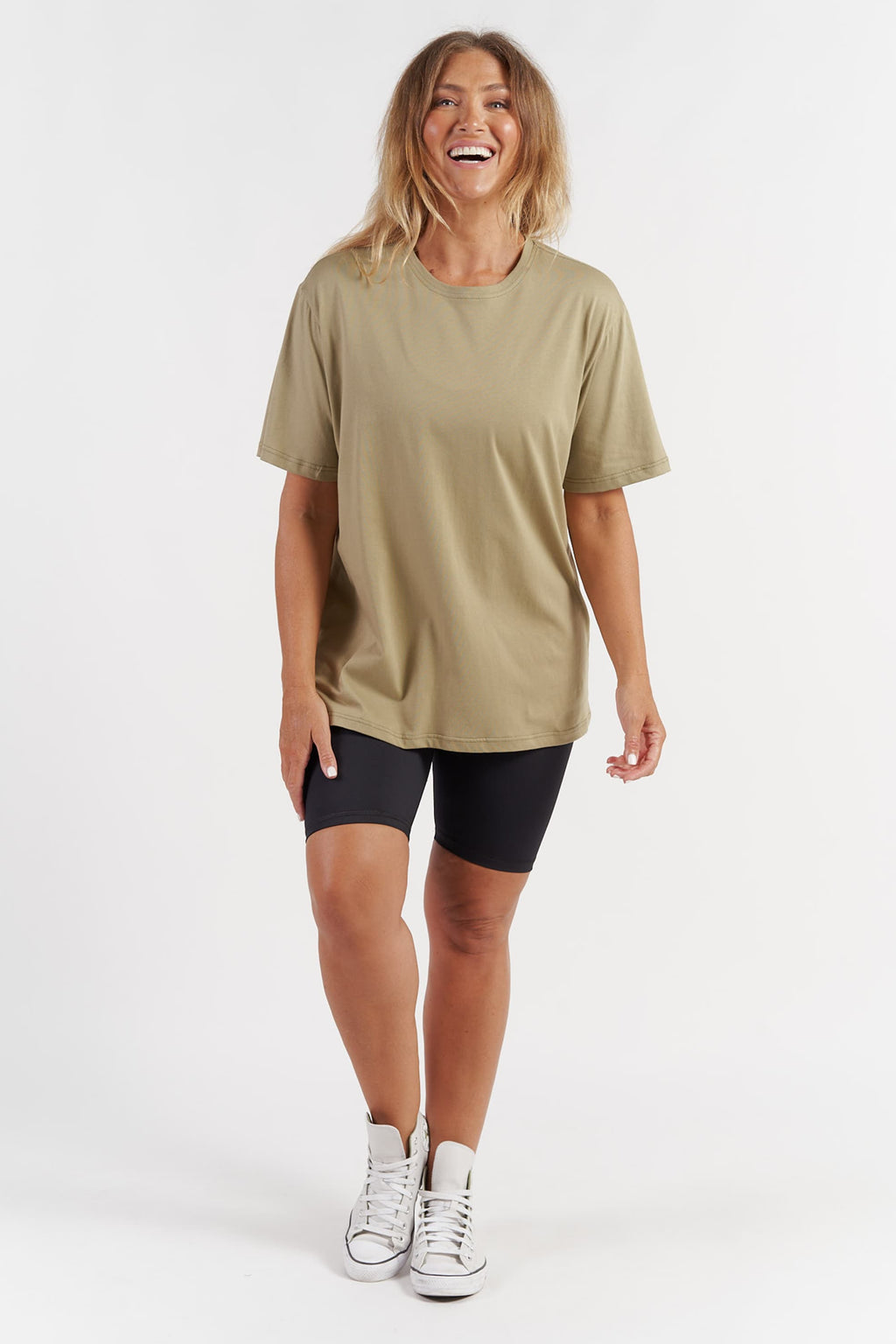 activewear-oversized-tee-olive-large-front