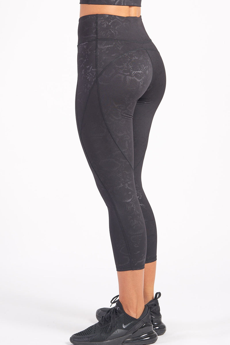 Training Pocket 7/8 Length Tight - Viper from Active Truth™