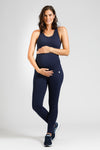 Pregnancy leggings front