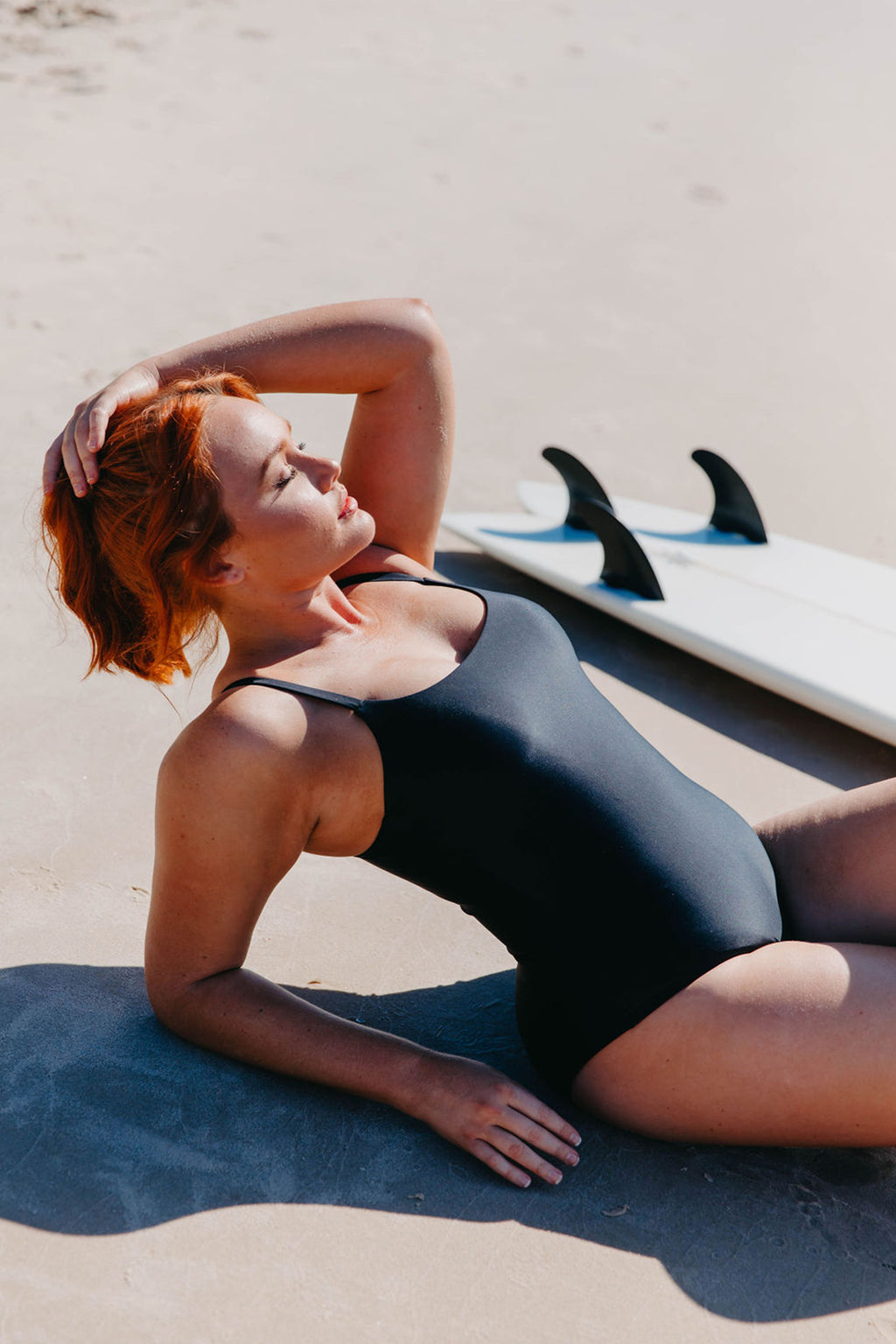 Bondi One Piece - Black from Active Truth™