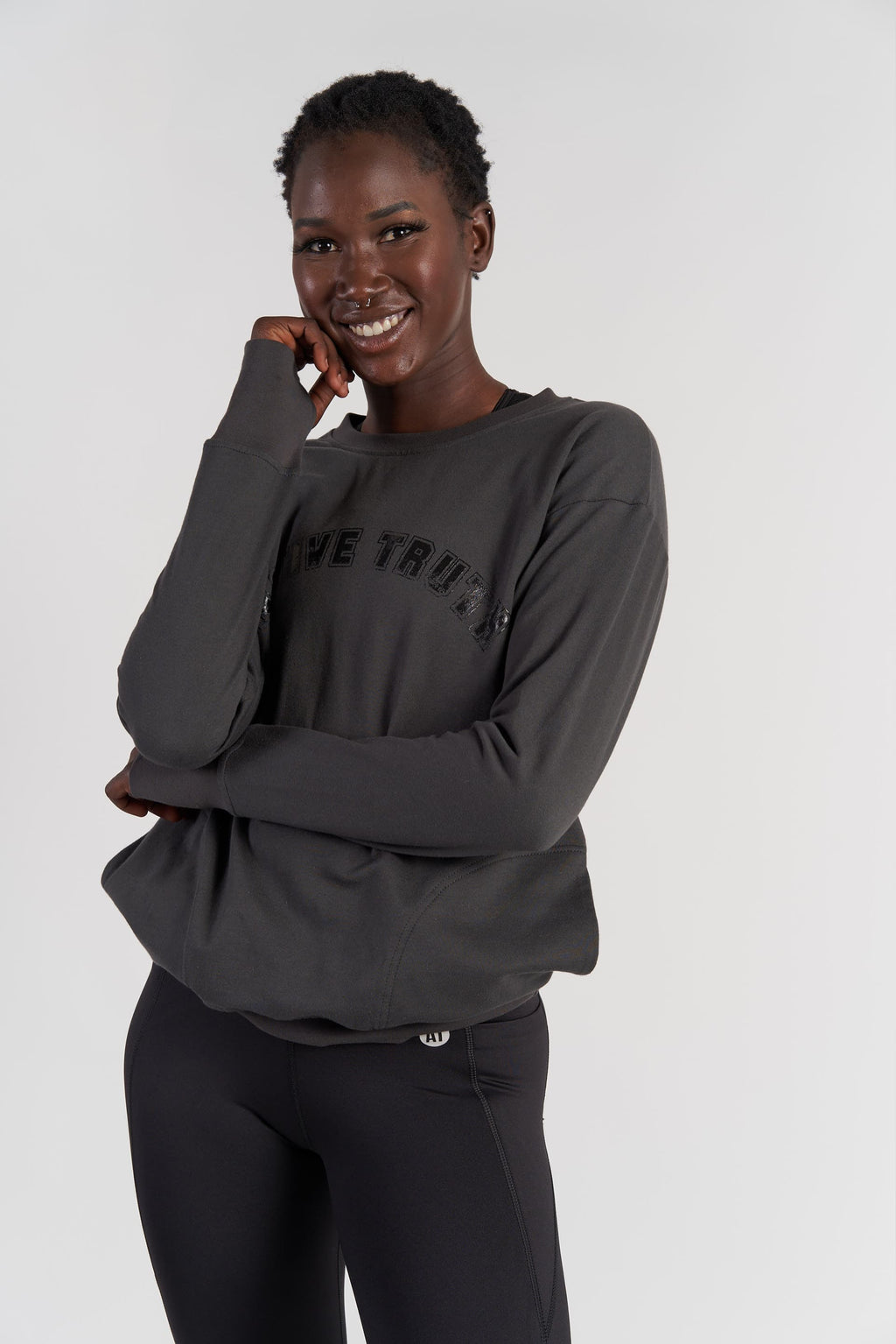womens-activewear-jumper-gym-top-grey-small-side