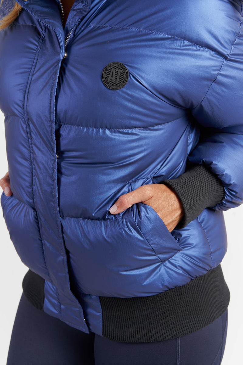 womens-activewear-puffer-jacket-electric-blue-large-side
