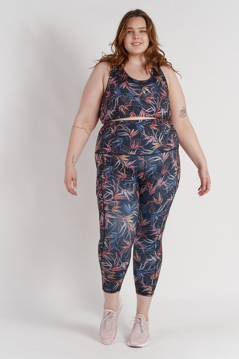 womens-exercise-tights-bamboo-plussize-front