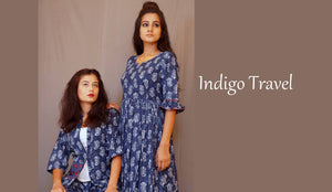 The Timeless Indigo