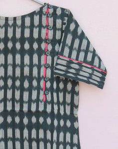 Unexplored Craft of Chhattisgarh-  Ikat & Tunic Tops for Women