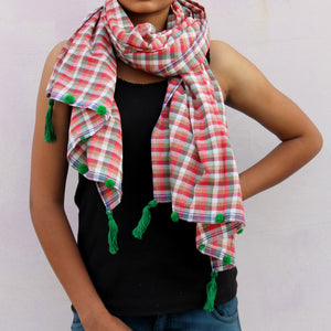 Gamchha Collection: Must have scarf and look