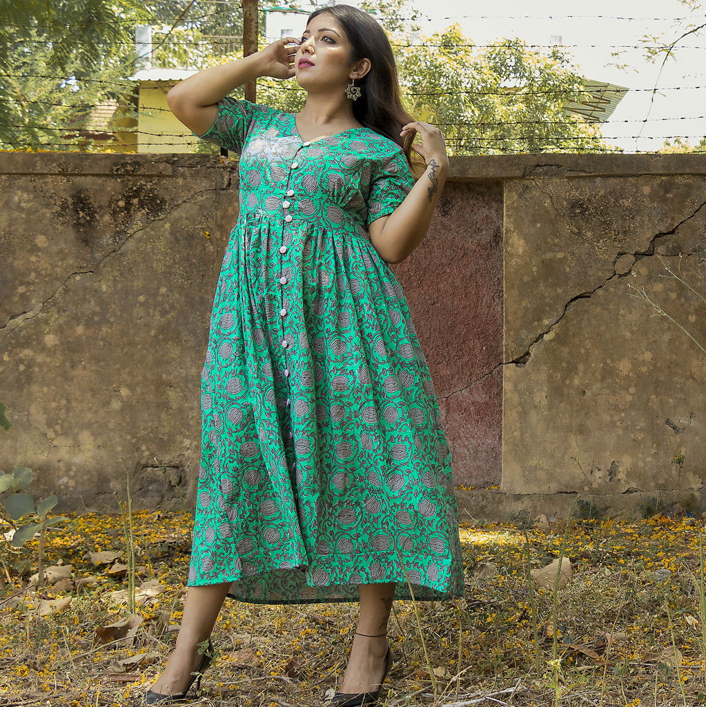 Green the wardrobe : For Indian Summer