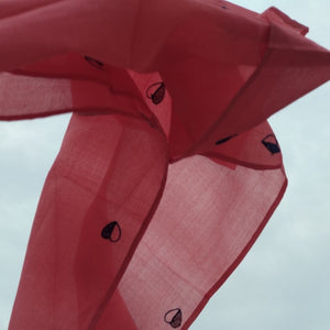 Handcrafted cotton stoles online at bebaakstudio.com