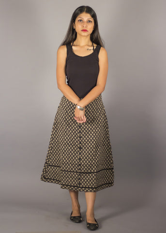 Aline grey skirt