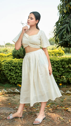 Kora Masakali Skirt Set