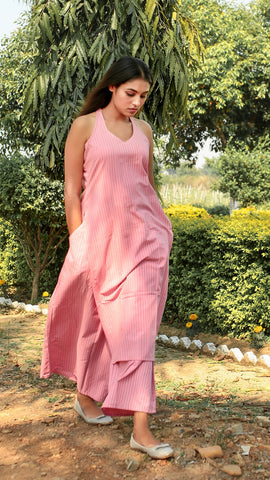 Striped Tunic Masakali Set online at bebaakstudio.com