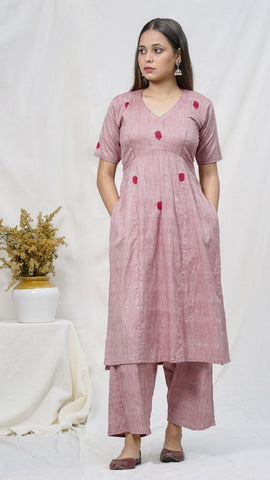 Gulab tunic set
