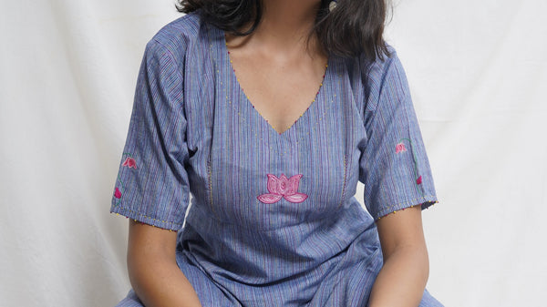 Kunj tunic set online available at bebaakstudio.com