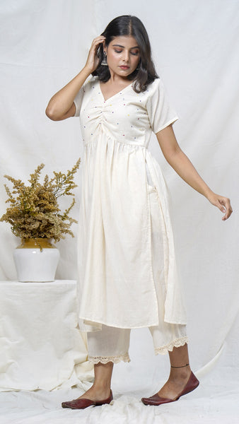 Shiuli cotton tunic set online available at bebaakstudio.com