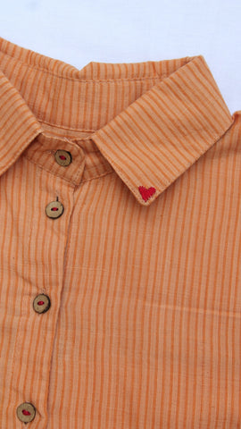 Honey Heart regular fit shirt