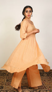 Honey flare kurta