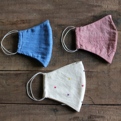 Neer pack of 3 Face mask  online available at bebaakstudio.com