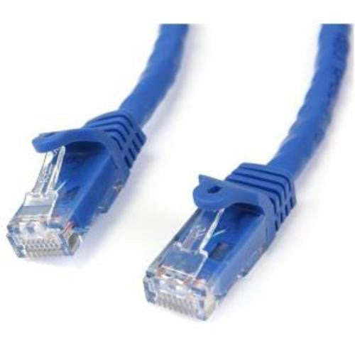 2m Blue Snagless Cat6 UTP Patch Cable