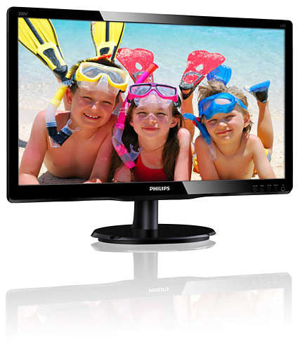 200V4QSBR 19.5in LED MONITOR