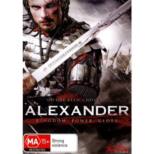 Alexander: The Warrior Saint