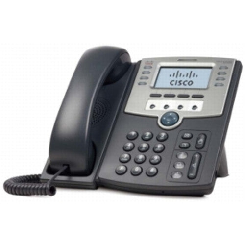 12 Line IP Phone With Display PoE and P