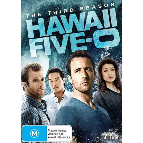 Hawaii Five-O (2010): Season 3