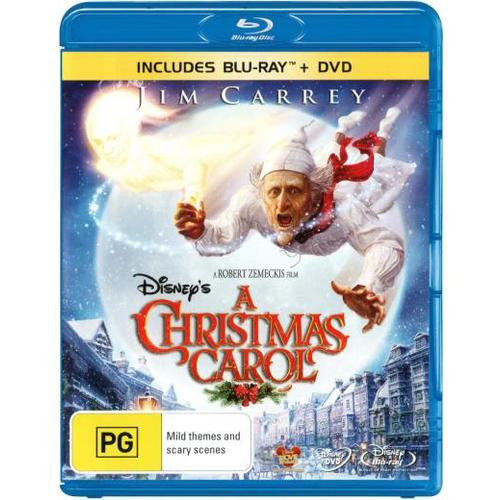 A Christmas Carol (Blu-ray/DVD)