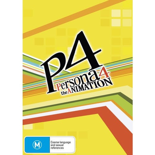 Persona 4: The Animation Collection 2 (Eps 13 - 26) W/ Limited Collector's Box