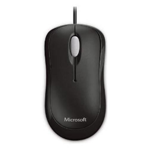 L2 Basic Optical Mouse - Black