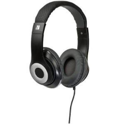 OVER-EAR CLASSIC AUDIO HEADPHONES - BLAC
