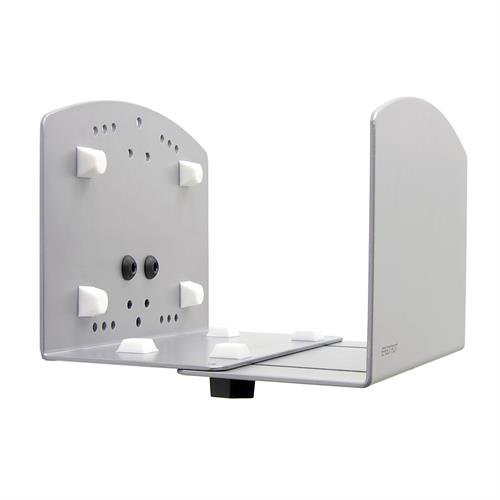 Vertical Universal CPU Holder Silver