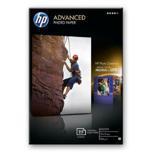 Advanced Glossy 10x15 cm Photo Paper 25 Sheets