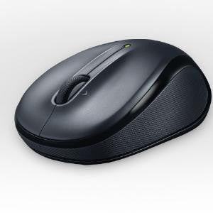 M325 Dark Silver Wireless Mouse